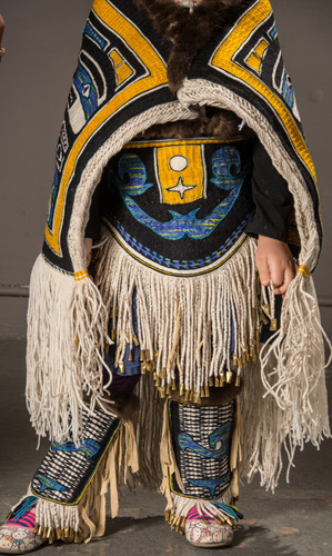 Chilkat Apron & Leggings